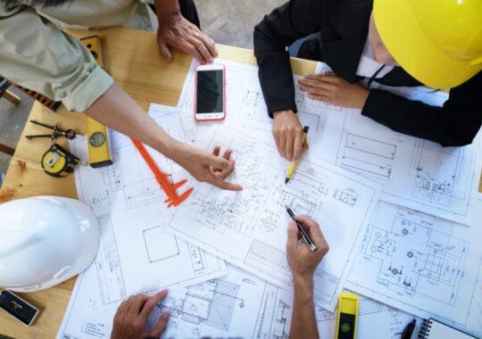 Quels sont les différents engagements d'une entreprise de construction?
