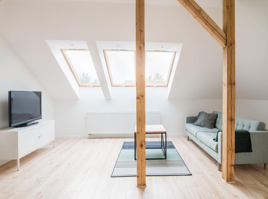 Du grenier au loft : Pas aisée, mais possible !