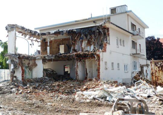 Tout savoir sur les travaux de démolition